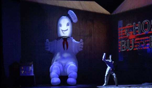 "Foto News - Marshmallow Man Arturo Brachetti ""Solo"" One man Show Tour Internazionale"
